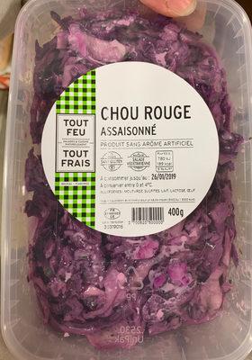 Chou rouge assaisonné - Prodotto - fr