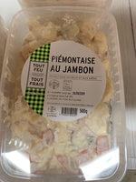 Piémontaise au jambon - Prodotto - fr