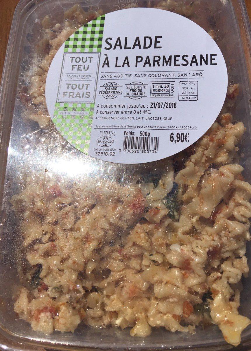 Salade à la parmesane - Prodotto - fr