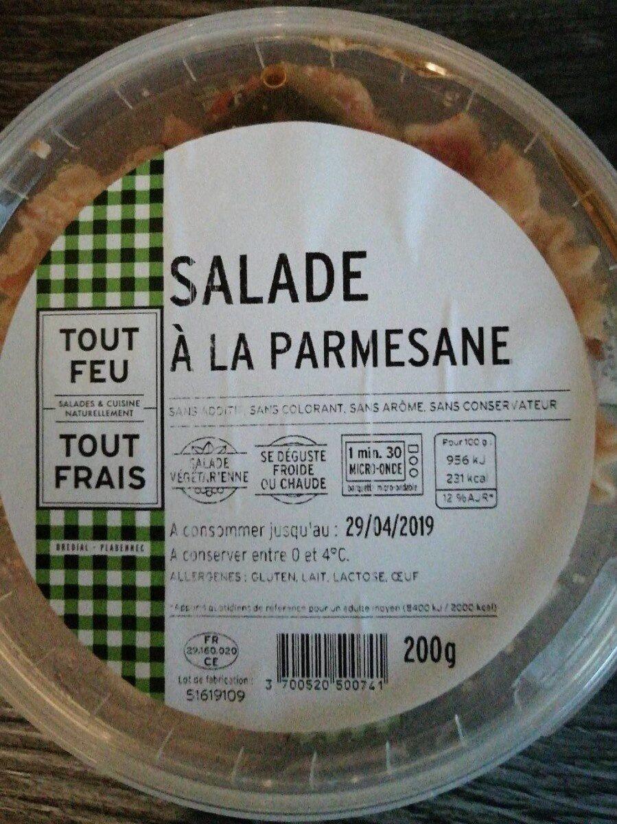 Salade parmesane - Prodotto - fr