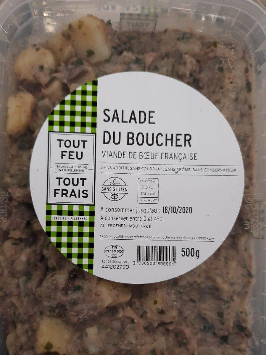 Salade du boucher - Product - fr