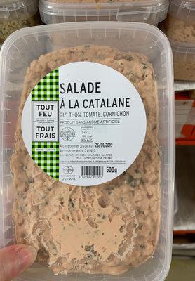 Salade catalane - Product