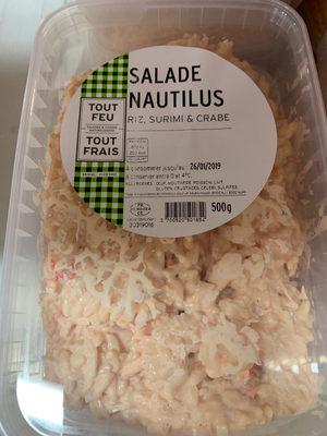 Salade Nautilus BREDIAL - Prodotto - fr