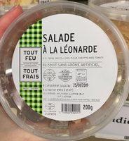 Salade à la léonarde - Prodotto - fr