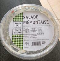Salade piemontaise - Product - fr