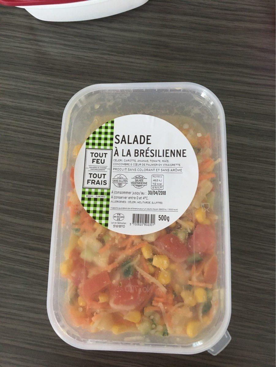 Salade a la bresilienne - Prodotto - fr