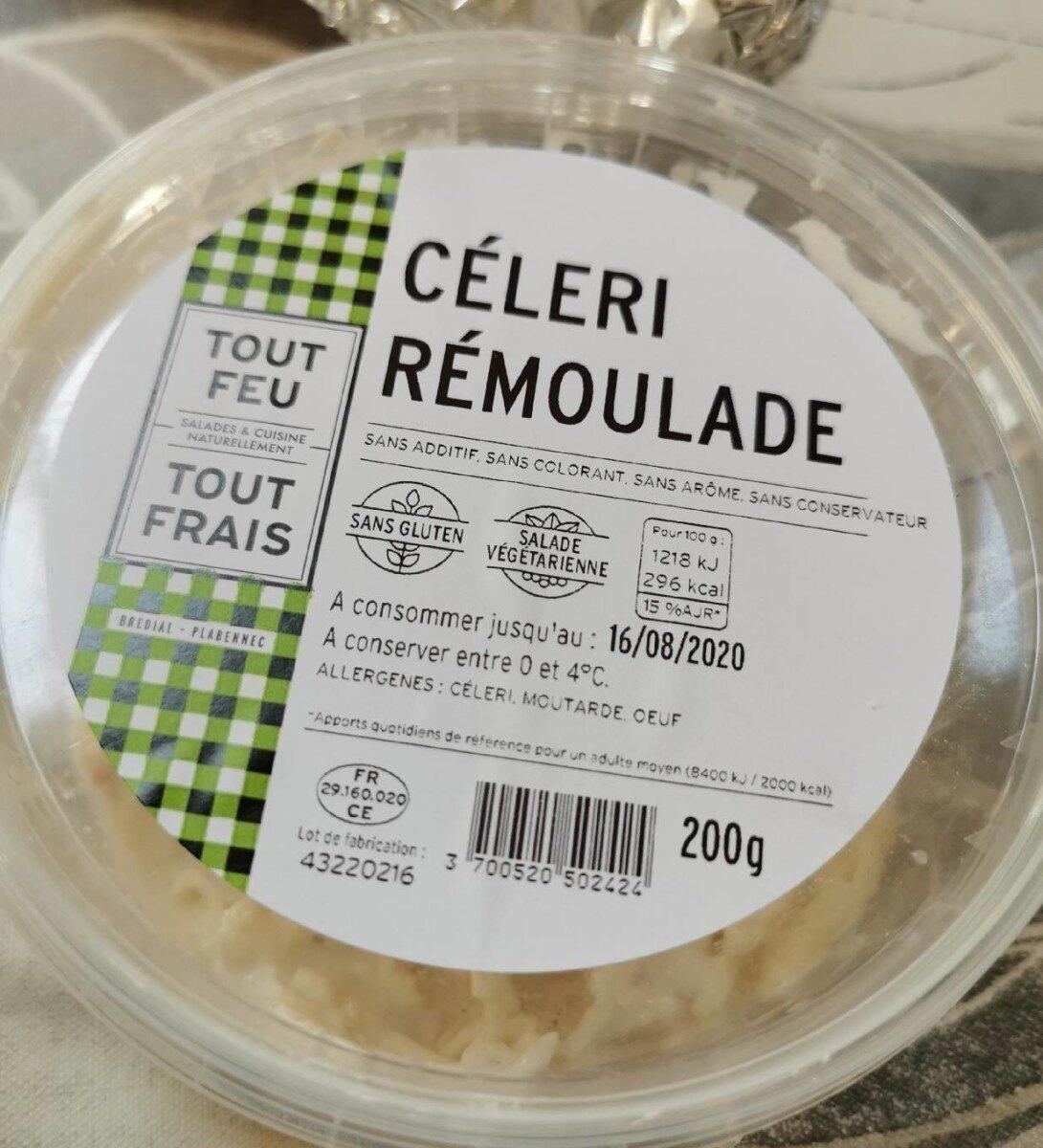Céleri rémoulade - Prodotto - fr