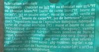 Sucette au chocolat - Ingrédients - fr