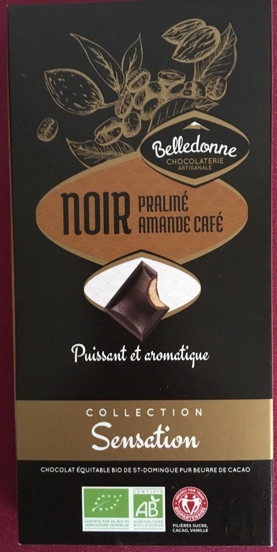 Noir praliné amande café - Product - fr