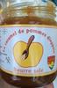 Le caramel de pommes dieppois Beurre salé - Produit