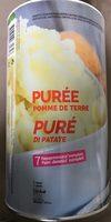 Purée De Pommes De Terre Nature - Produit - fr
