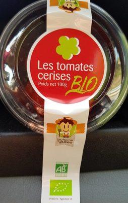 Les tomates cerises - Product
