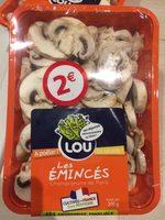 Champignons De Paris Emincés - Product