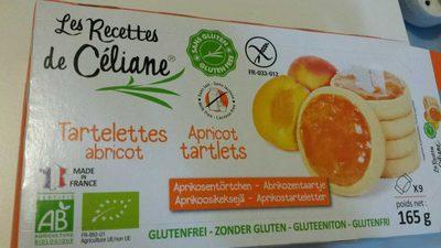 Tartelettes abricot - Product