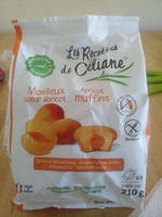 Moelleux Cœur Abricot - Produit - fr