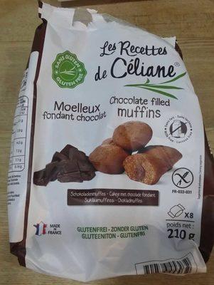 Moelleux fondant chocolat - Product
