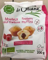 Moelleux cœur framboise - Product - fr