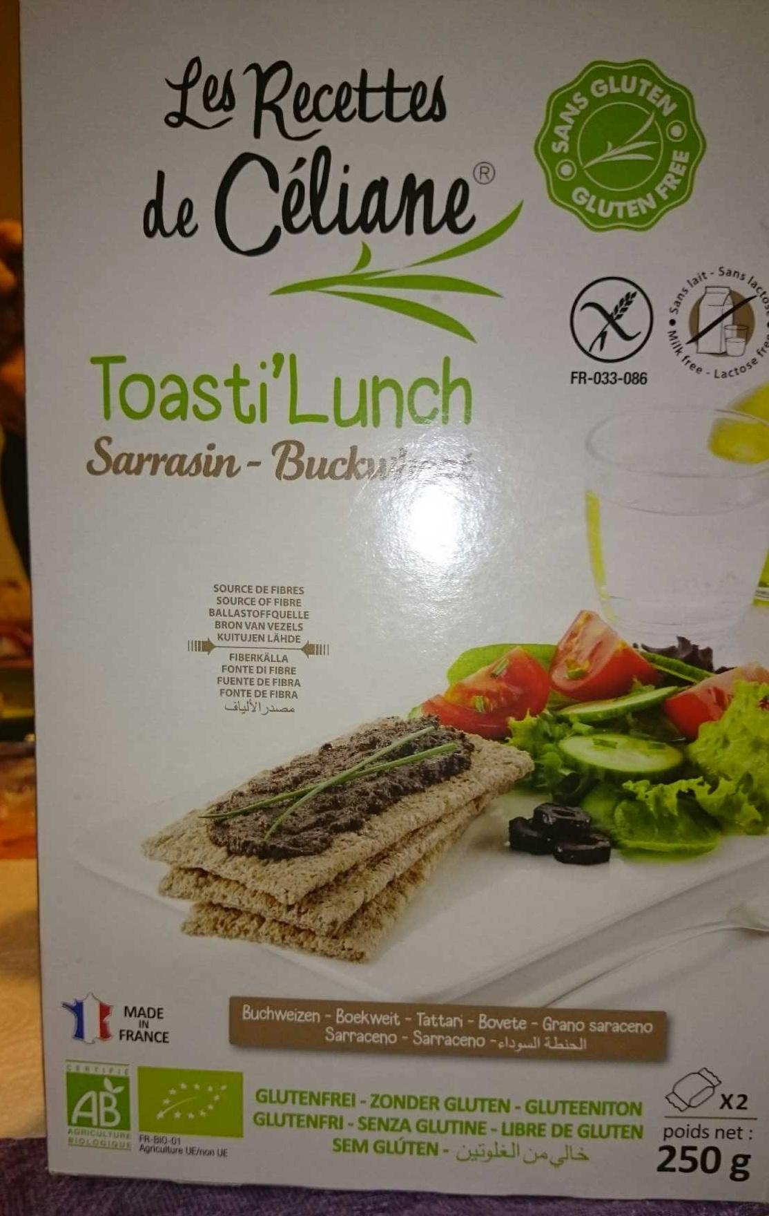 lunch zonder gluten