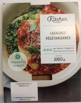 Lasagnes végétariennes - Produit - fr