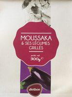 Moussaka & Ses Légumes Grillés - Product - fr