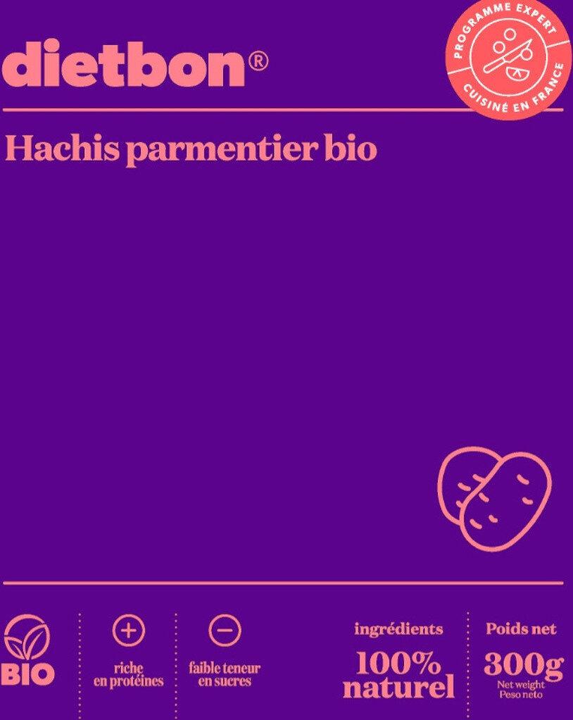 Hachis parmentier bio - Produit - fr