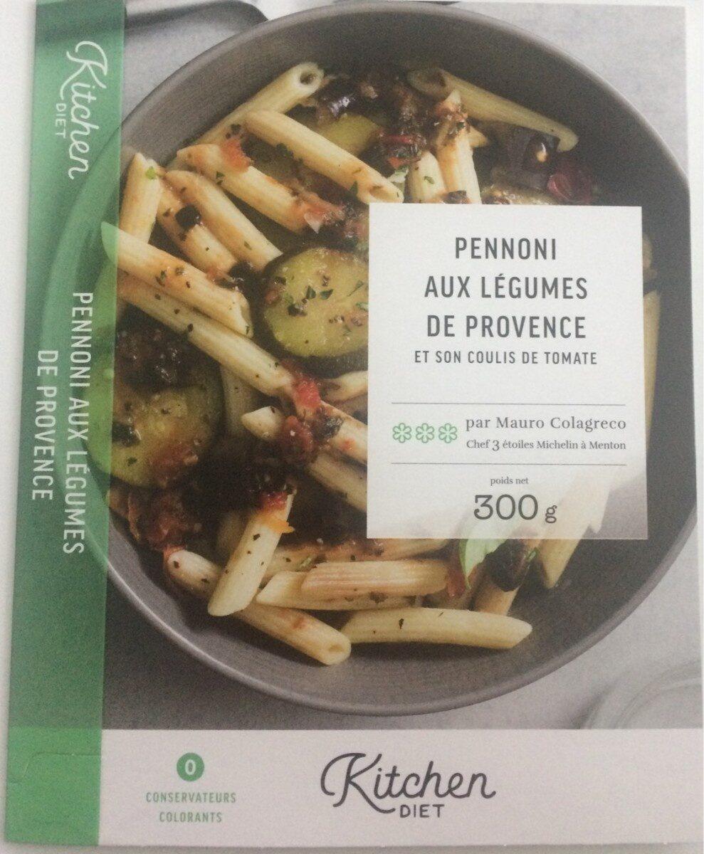 Penonni aux legumes de Provence et son coulis de tomates - Produit - fr