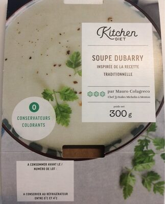 Soupe dubarry inspirée de la recette traditionnelle - Produit - fr