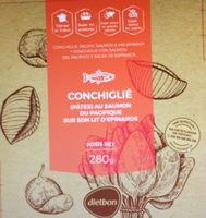Conchiglie - Product