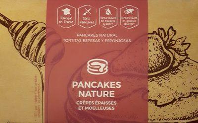 Pancake nature - Product - fr