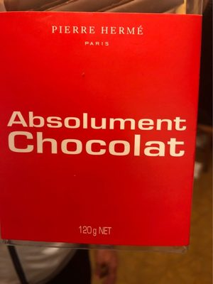 Absolument Chocolat - Product