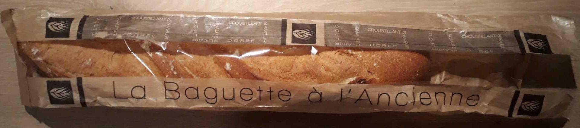 La Baguette à l'Ancienne - Product - fr
