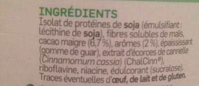 Insunéa Dysbia - Ingredients