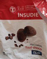 Insudiet Mini Cake Tout Chocolat X - Produkt