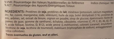 Veloute forestier - Ingrédients - fr