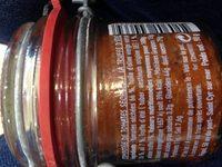 Compotée de tomate séchées à la truffe d'été - Ingredients - fr