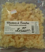 Metton à Fondre fabrication artisanale - Produit - fr