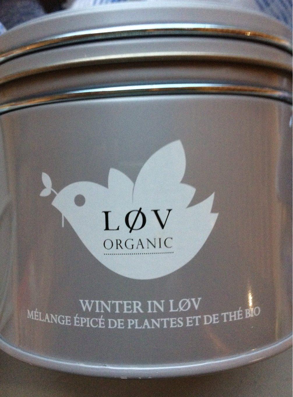 Lov Organic Winter In Lov Lata - Product