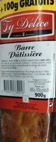 Barre Pâtissière (+100 g gratuits) - Producto