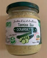 Terrine courgette - Product - fr