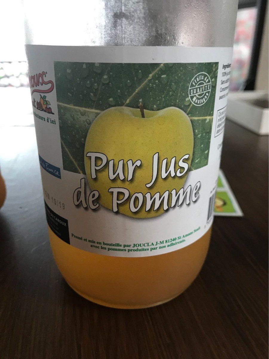 Pur jus de pomme - Produit