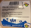 Praline concassée - Produit