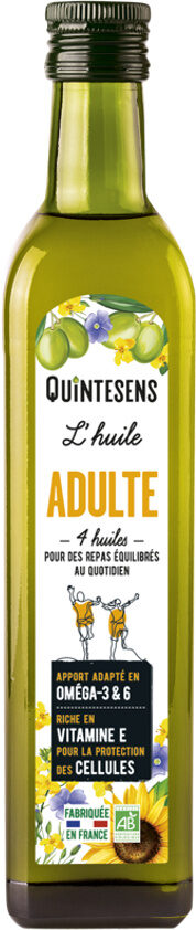 Huile adulte - Product - fr