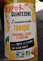 L'assaisonnette tonique - Produit - fr