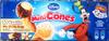 MiniCônes Vanille - Product