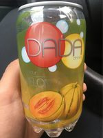 Dada drinks Flavour Melon - Product