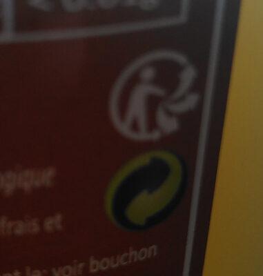 Pur Jus de Pomme - Istruzioni per il riciclaggio e/o informazioni sull'imballaggio - fr