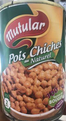 Pois Chiches au Naturel - Prodotto - fr