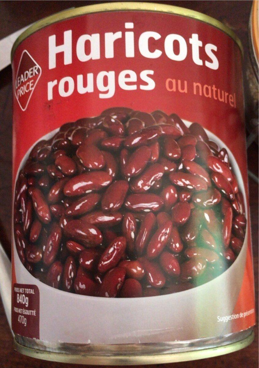 Haricots rouges au natirem - Produit - fr