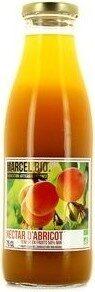 Nectar D'abricot Bio - Prodotto - fr
