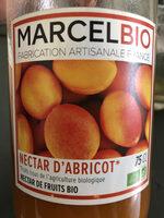 Nectar D'abricot Bio - Product - fr
